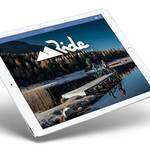 Ride integriert Web-Karte der Singletrail Map ins Tablet